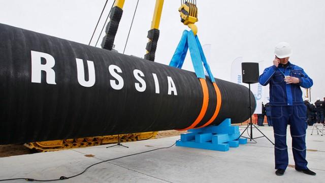 Россия не хочет отказываться от «Северного потока-2»