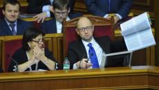 В Раду поступил проект госбюджета-2016