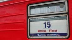 Литва отказалась от ж/д сообщения с Россией