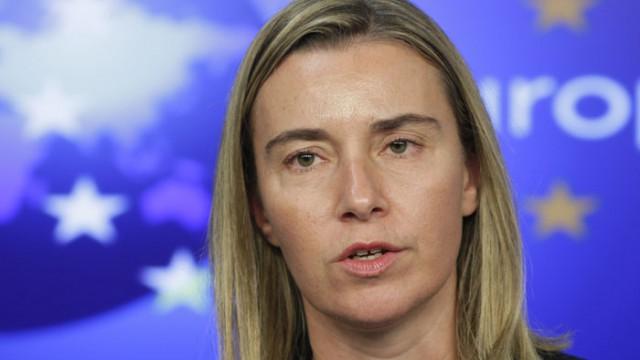Могерини анонсировала продление санкций против РФ
