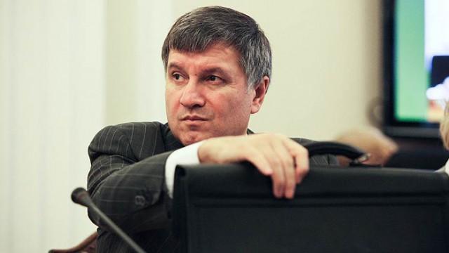 Аваков метнул стаканом в Саакашвили в присутствии Порошенко