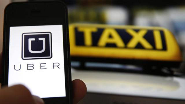 Uber рассматривает возможность покупки сервиса такси Free Now