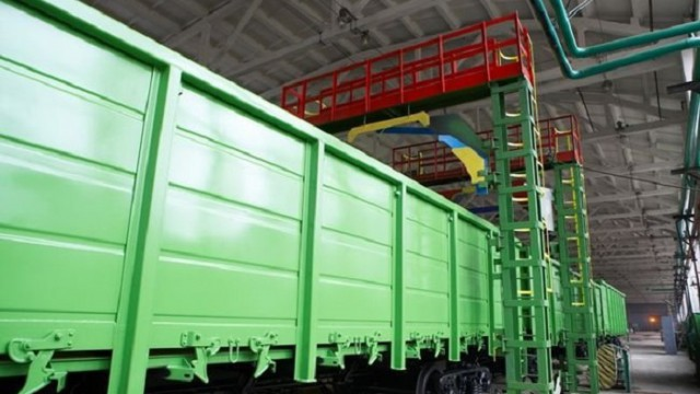 Крюковский завод снизит производство вагонов на 84%