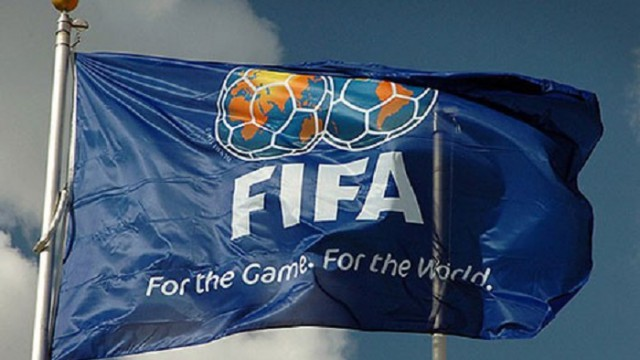 Минюст Швейцарии заморозил часть счетов ФИФА
