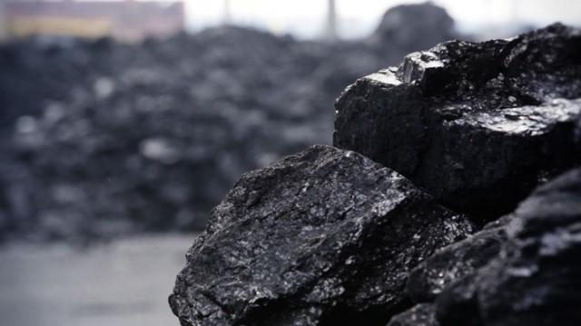 Добыча угля сократилась на 41%