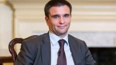 Климкин считает, что Рада обязана принять спецстатус Донбасса
