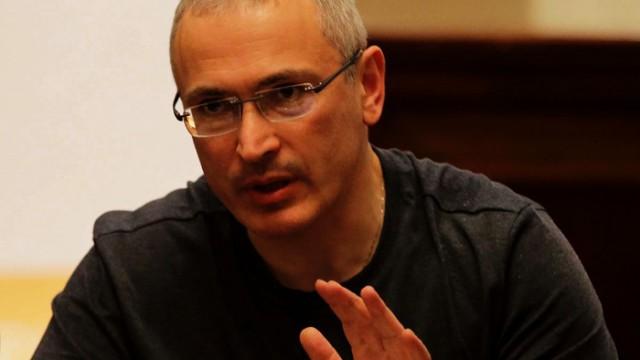 СК РФ заочно арестовал Ходорковского