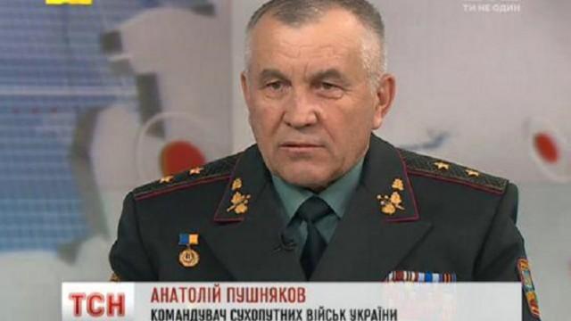 Командующего Сухопутными войсками