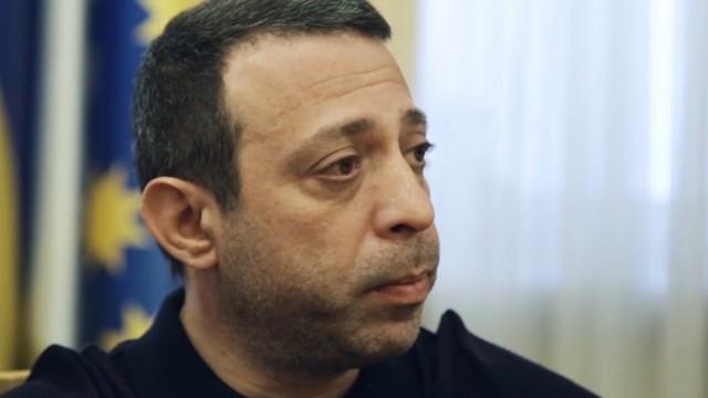 Спецназ СБУ доставил Корбана из Днепропетровска в Киев