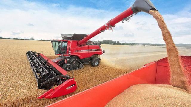 Аграрии нарастили экспорт зерновых на 20%