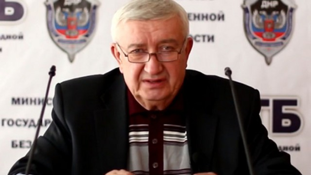 Отставной генерал СБУ примкнул к боевикам ДНР