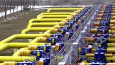 Украина сократила запасы газа в ПХГ
