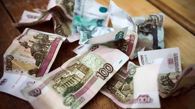Российский рубль резко подешевел к доллару и евро