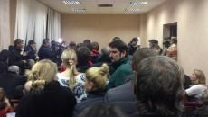 Протестующие выгнали из мэрии Юрия Вилкула