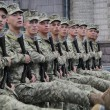 20% военных частей переведут на новую систему питания