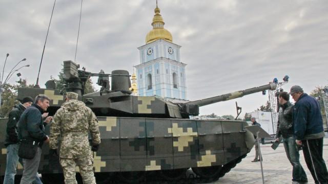 Президент Украины ввел в действие решение СНБО по «оборонке»