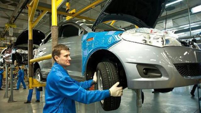Автопроизводство увеличилось на 28%