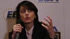 Деканоидзе ушла от ответа о руководстве МВД Грузии