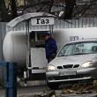 В Киеве демонтировали нелегальную газовую заправку