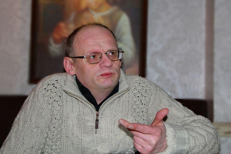 Андрей Марусов: «Нам приходится выбирать из тех, кто есть»