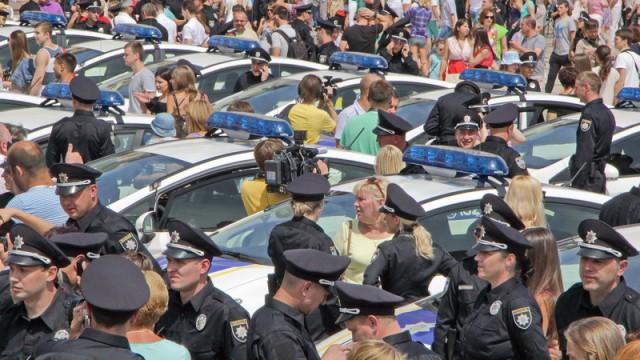 Переаттестацию не прошли 80% руководства полиции Киева
