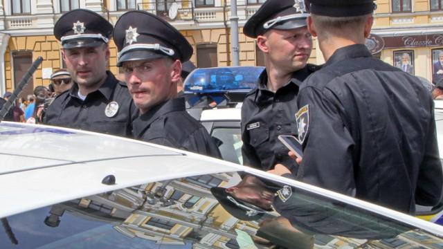 В Запорожье выписан первый штраф водителю на 40,8 тыс. грн