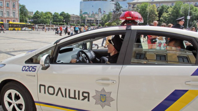 Под Киевом российский дипломат повторно попался на пьяной езде