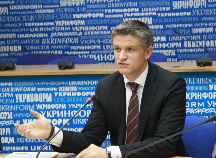 Дмитрий Шимкив, заместитель главы Администрации Президента