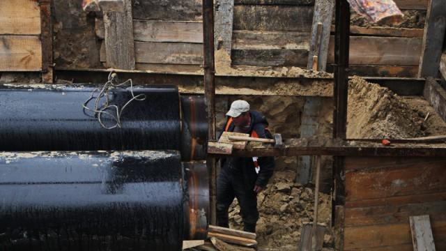 КГГА обновит теплосети на 66 млн грн