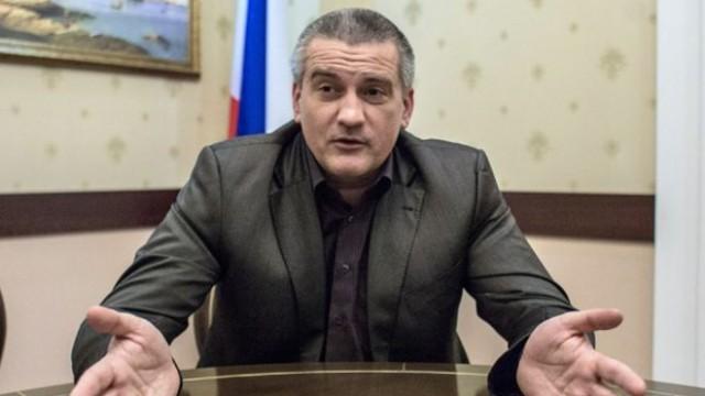 Аксёнову и Константинову сообщили о подозрении
