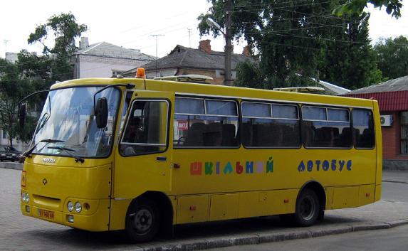 Кабмин выделит 52 млн на школьные автобусы Галичины