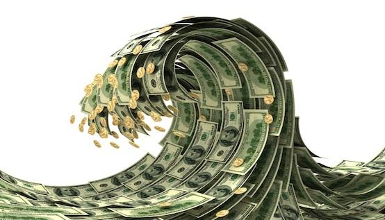 Нацбанк сократил покупку валюты