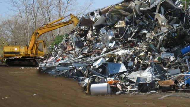 МЭРТ запретили делить квоты на экспорт металлолома