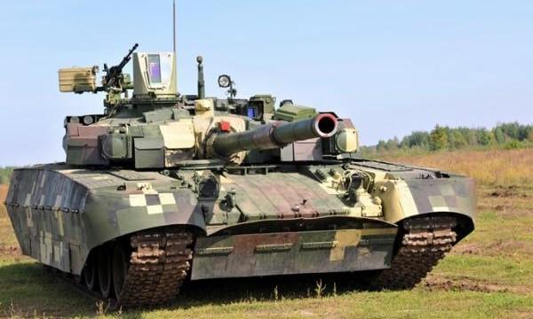 В Украине проблемы с выпуском новых танков