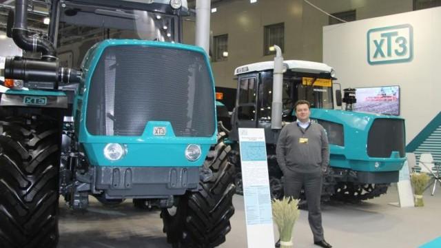 ХТЗ и Volvo увеличивают производство тракторов