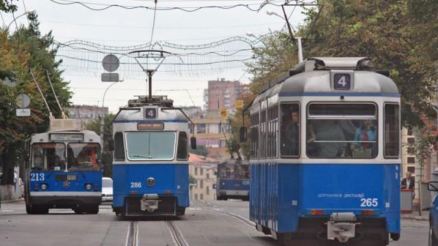 В Виннице поминутно рассчитали расписание транспорта