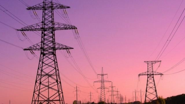 Экспорт электроэнергии упал на 54,8%