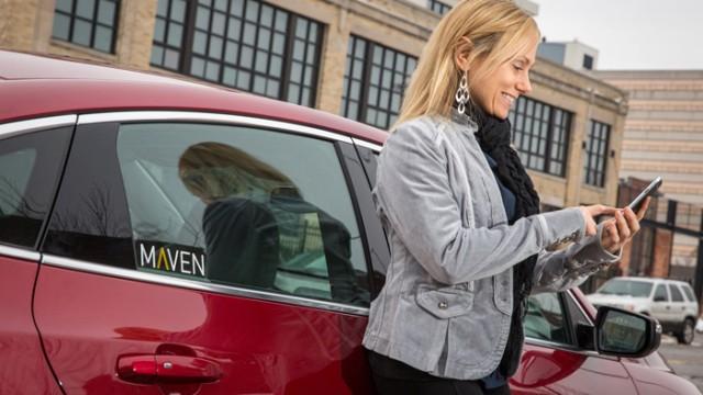General Motors запускает конкурента сервиса Uber