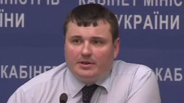 Замминистра обороны Гусев ушел в отставку