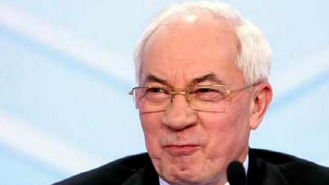Азаров пообещал бороться за украинскую пенсию