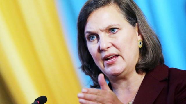 Сурков более шести часов обсуждал с Нуланд Украину