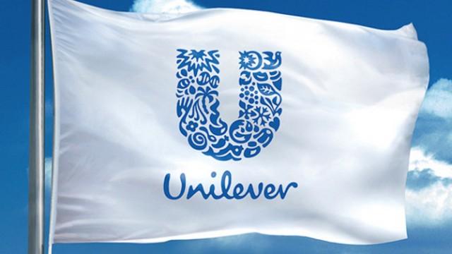 Выручка Unilever выросла до 53,3 млрд евро