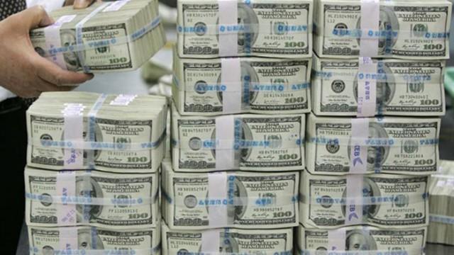Внешний долг России перевалил за $516 млрд