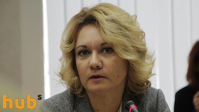 Ольга Белькова, народный депутат Украины