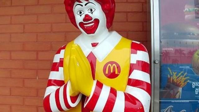 McDonald's откроет 5 ресторанов в Украине