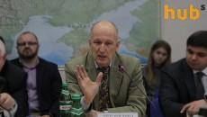 Александр Нарбут, президент Киевского института энергетических исследований