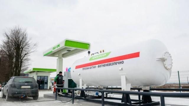 «ОККО» запускает автономные АЗС на сжиженном газе