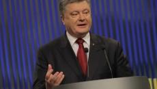 Порошенко выступил против досрочных выборов парламента