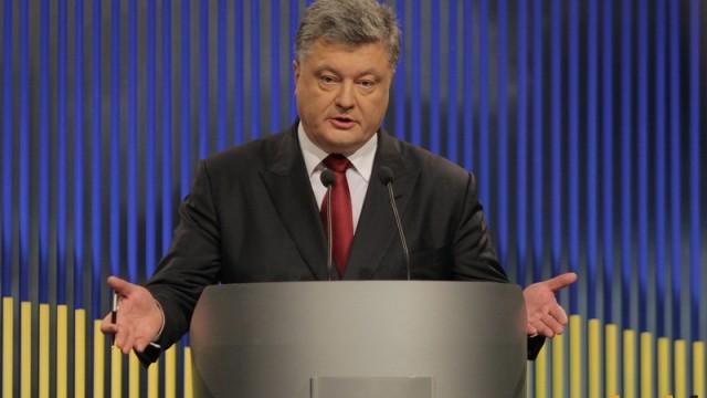 Украина навсегда ушла от России, - Порошенко