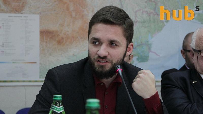 Александр Вовк, советник министра энергетики Украины